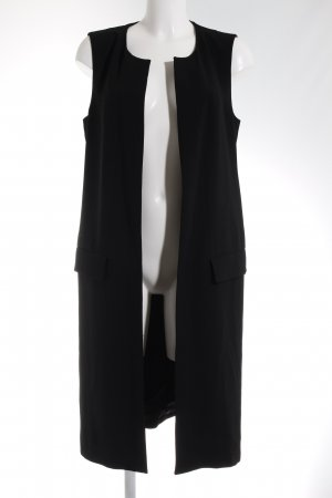 Zara Coat Dress black elegant