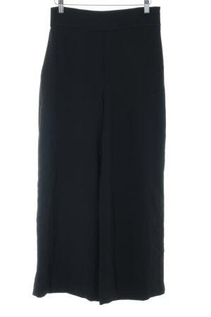 Zara Marlene Dietrich broek zwart casual uitstraling