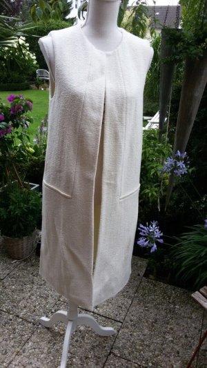 Zara Manteau crème-blanc