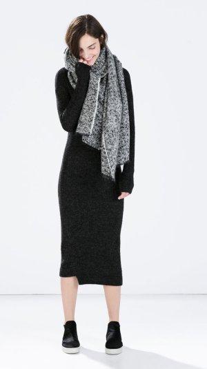 Zara Maxi Strickkleid M