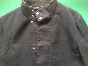 ZARA MEN Black Wool Mantel