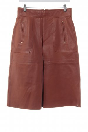 Zara Midirock cognac Business-Look