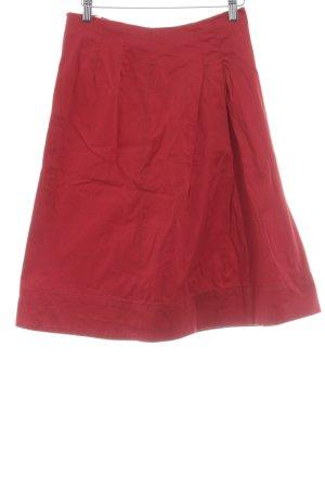 Zara Midirock rot schlichter Stil