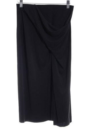 Zara Midirock schwarz Elegant
