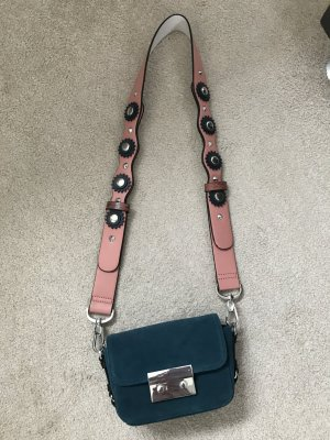 Zara Mini Tasche aus Wildleder