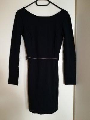 Zara Minikleid M dunkelblau