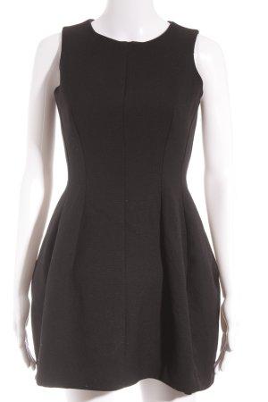 Zara Robe courte noir élégant