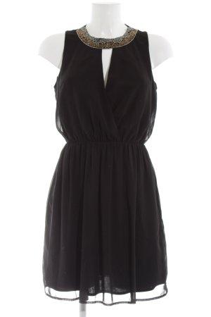 Zara Mini-jurk zwart elegant