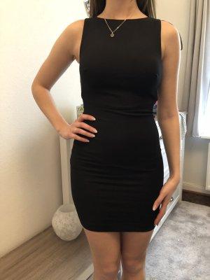 Zara, Minikleid, schwarz, Gr. XS, neu