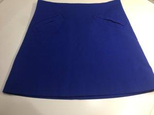 Zara Minirock Königsblau Größe S