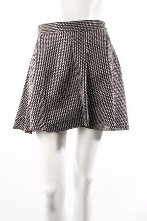 Zara Minirock mit Pailletten
