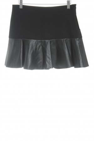 Zara Miniskirt black casual look