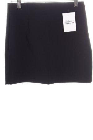 Zara Minirock schwarz klassischer Stil