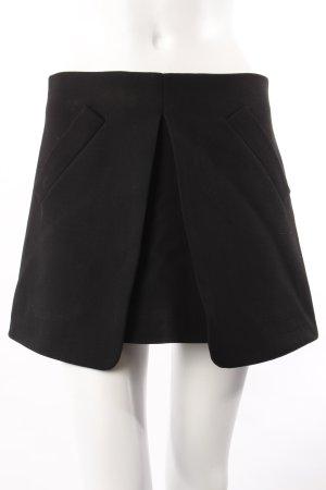 Zara Minirock zweilagig