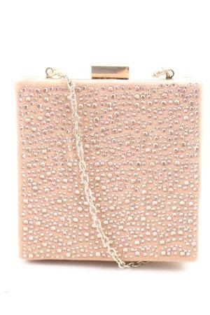 Zara Borsetta mini color carne stampa integrale elegante