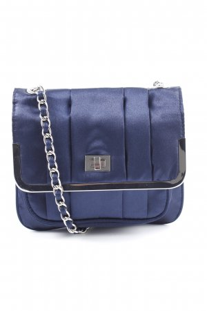 Zara Mini Bag dark blue elegant