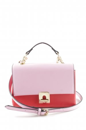 Zara Mini Bag pink-red casual look