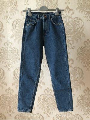 ZARA Mom Denim Jeans Neu