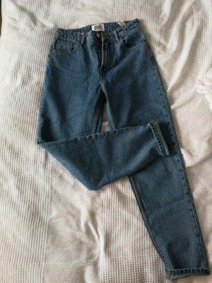Zara Tube jeans blauw