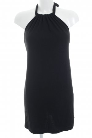 Zara Halter Dress black elegant