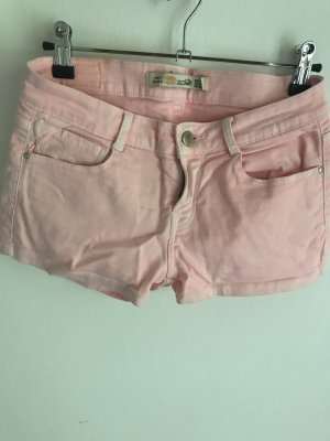 Zara neon denim Shorts