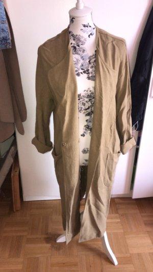Zara neuer mantel übergangsjacke übergangsmantel cardigan Blogger Trend