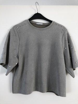 Zara Haut gris clair-gris