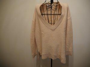 Zara Basic Jersey largo multicolor Algodón