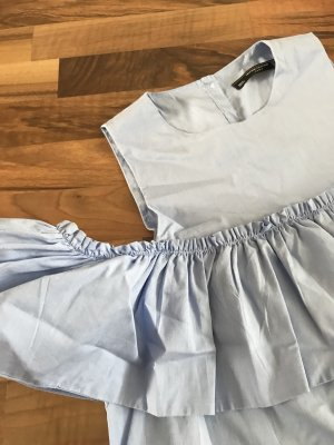 Zara Short Sleeved Blouse azure