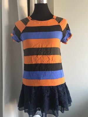 Zara Basic T-shirt veelkleurig