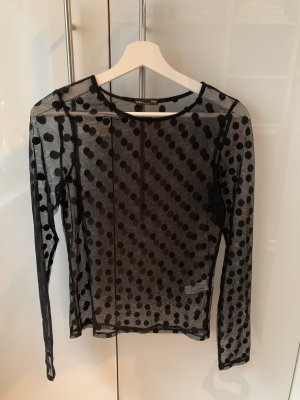 Zara Lace Top black