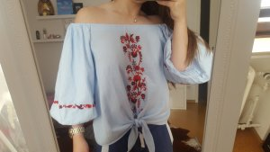Zara off Shoulder Bluse