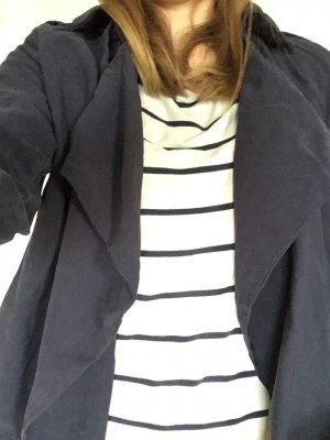 Zara Blazer sweat blu scuro