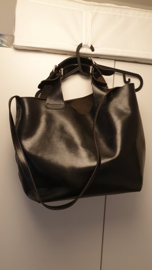 Zara Shopper zwart