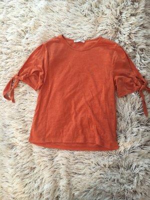 Zara Haut orange foncé