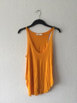 Zara orange Tanktop S