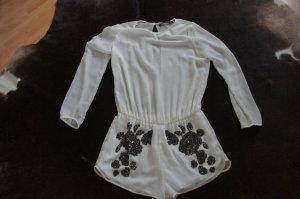 Zara Costume blanc