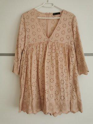 Zara Mini Dress dusky pink