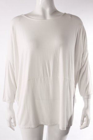 Zara Oversize-Shirt weiß
