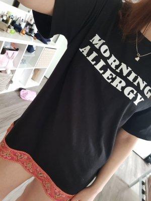 Zara Oversize T-Shirt Boho