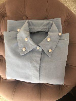 Zara Oversized Bluse XS