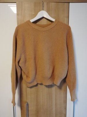 Zara Oversized Cropped Sweater S