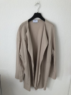 Zara oversized dünner Mantel Beige