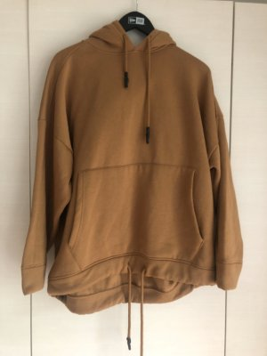 Zara Jersey holgados marrón