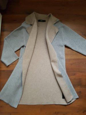 Zara oversized langer Mantel / Cardigan