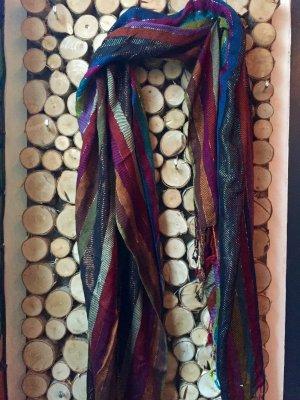 Zara Oversized-Schal/Tuch im orientalischen Look