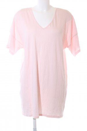Zara Oversized Shirt pink Casual-Look