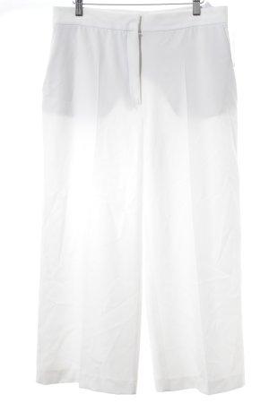 Zara Pantalone palazzo bianco stile casual