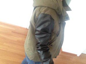Zara Veste kaki-noir