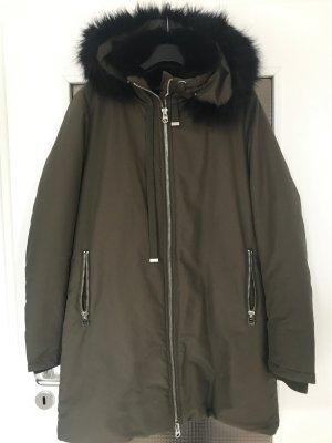 Zara Winter Coat khaki